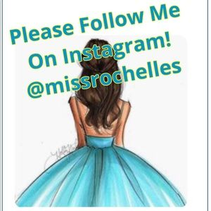 Other - 🦋Please Follow Me On Instagram 🦋@missrochelles
